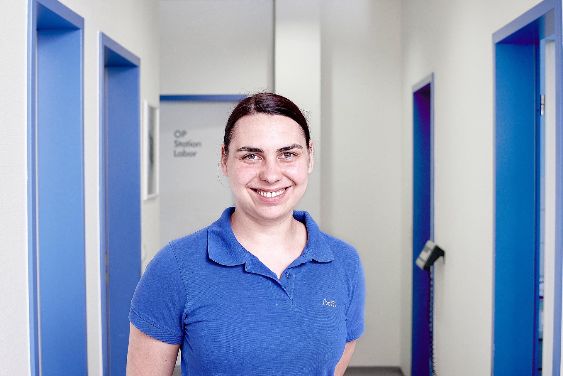 Kleintierpraxis Greiner, Neu-Ulm / Pfuhl –Team, Sabrina Gerth